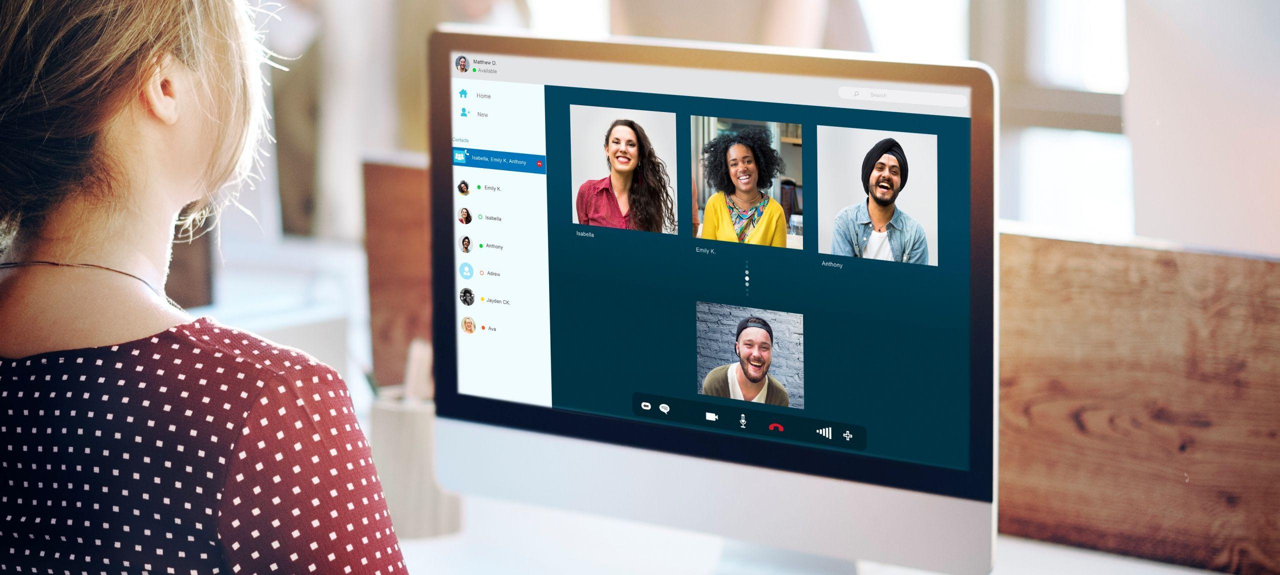 Online trainingen met live video via ZOOM